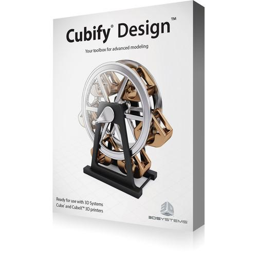 3D Systems  Cubify Design Software 391270