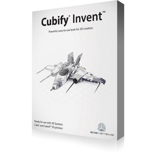 3D Systems  Cubify Invent Software 391250