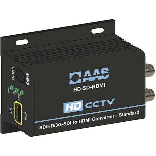 AAS HD-SDE-VDP Repeater for SD/HD/3G-SDI Video   HD-SDE-VDP