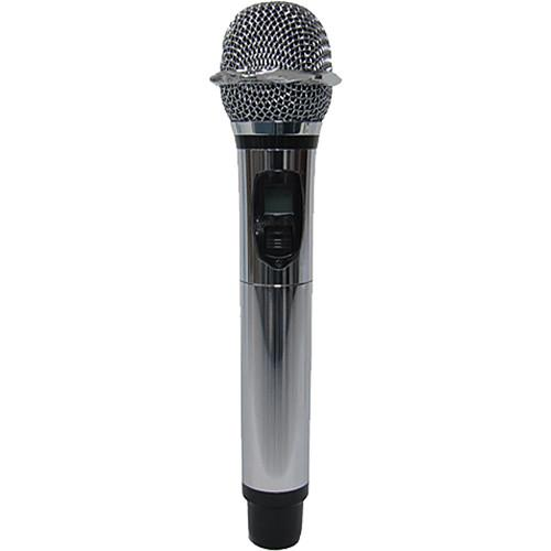 Acesonic USA Microphone for UHF-A6 (Silver) RMA6S