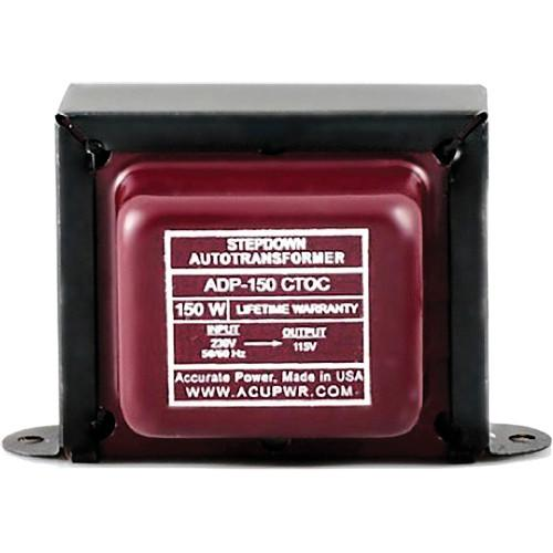 ACUPWR ADP-150 CTOC Step Down Transformer (150W) ADP-150 CTOC
