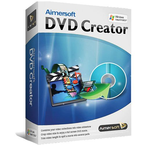 Aimersoft DVD Creator 2.6.4 for Windows ADVDC20120418