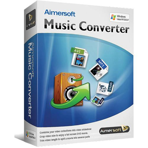 Aimersoft  Music Converter (Download) AMCW2012