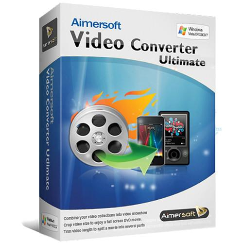 Aimersoft Video Converter Ultimate (Windows, Download) 20130515