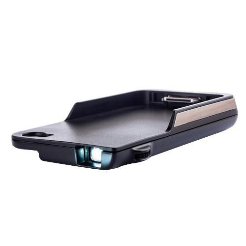 Aiptek i50S DLP Pico Projector for iPhone 4/4S (Black) I50S