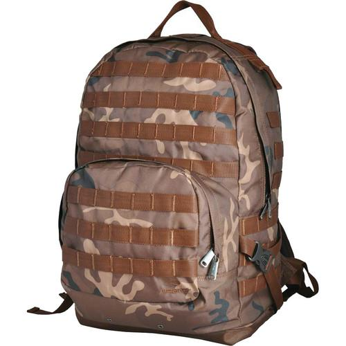 AirBac Technologies Troop Backpack (Brown) TRP-BN