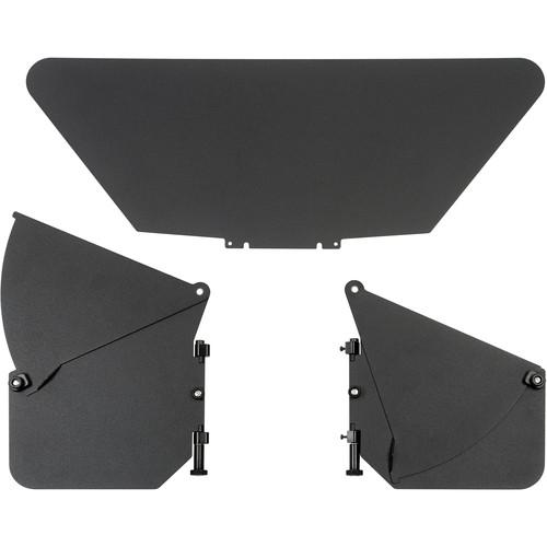Alphatron Side Flag Kit for Alphatron 4 x 4 Matte ALP-MB-SF-4X4