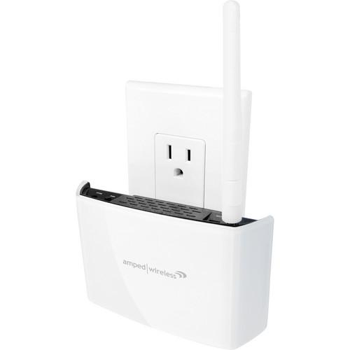 Amped Wireless REC15A High Power Compact Wi-Fi Range REC15A