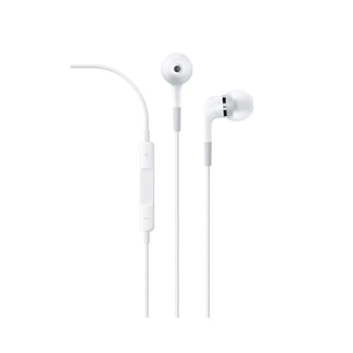 Apple In-Ear Headphones with Remote and Mic ME186LL/A