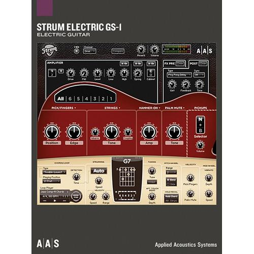 Applied Acoustics Systems Strum Electric GS-1 - Electric AADL-SE