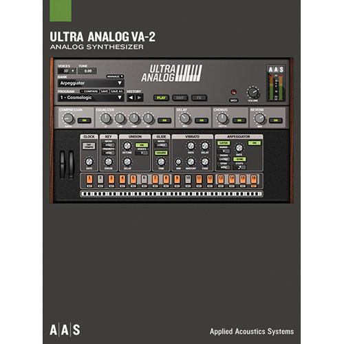 Applied Acoustics Systems Ultra Analog VA-2 - Virtual AA-UADL2