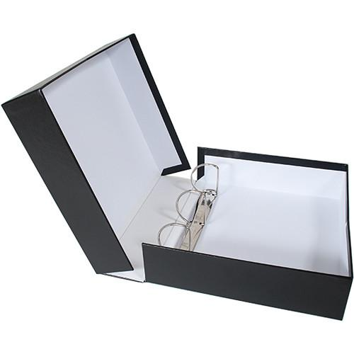 Archival Methods RingFolio Binder Box with 2.5