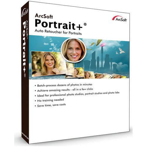 ArcSoft Portrait  and Smart Photo Viewing Software ARCPORTRAIT