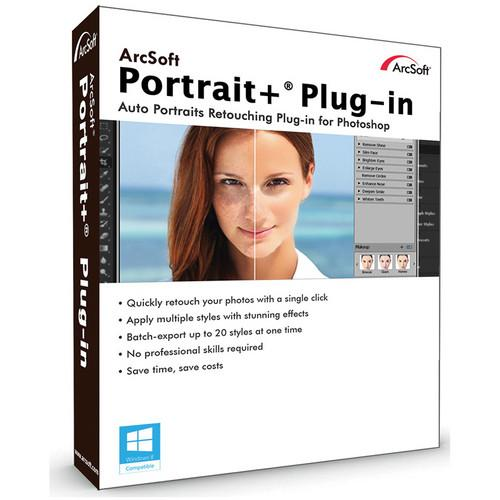 ArcSoft Portrait  Photoshop Plug-In ARCPORTRAITPLUG-IN