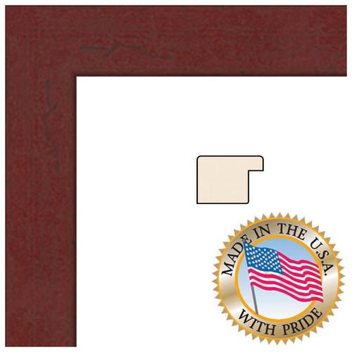 art to frames 3978 mahogany photo frame womfrbw26039 3x5