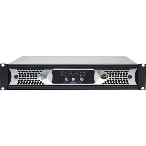 Ashly nXe Series NXE8002 2-Channel 800W Power Amplifier NXE8002