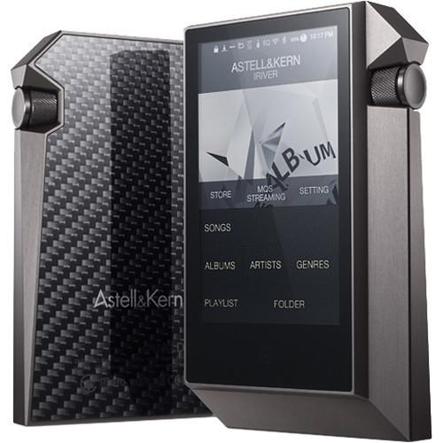 Astell&Kern AK240 Portable Hi-Fi Audio System 3AK2409C-CMGMN1