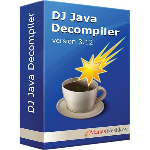 Atanas Neshkov DJ Java Decompiler (Version 3.12) DJJAVADECOMP12