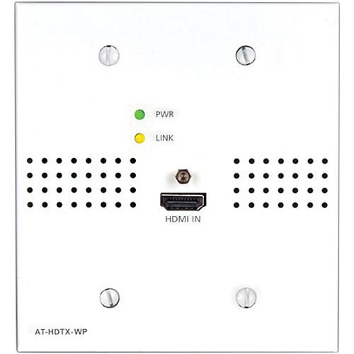 Atlona AT-HDTX-WP HDBaseT Wall Plate Transmitter AT-HDTX-WP