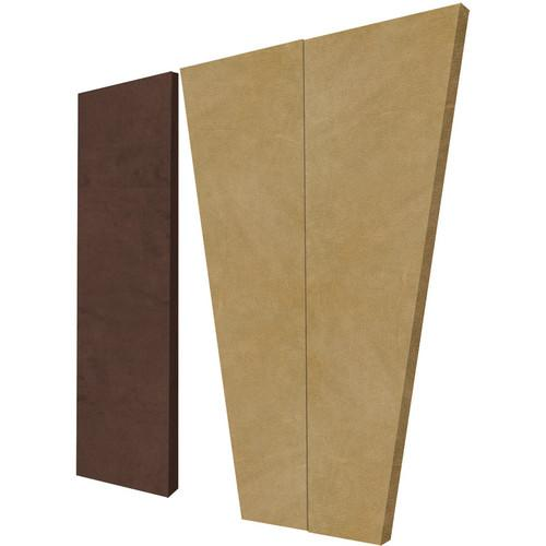 Auralex S3HT SonoSuede HT Sound Absorption System S3HT BROWN/TAN