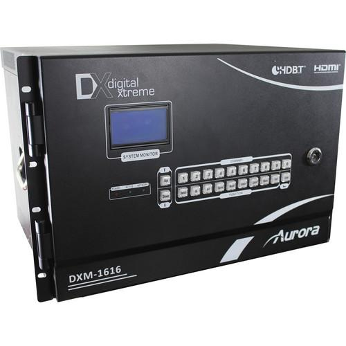 Aurora Multimedia 16 x 16 Digital Xtreme Matrix DXM-1616-G2