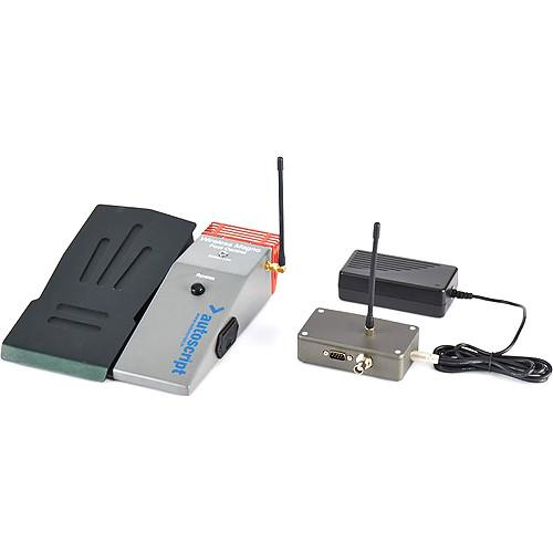 Autoscript WFC-PKG-US Wireless Magno Foot Control WFC-PKG-US