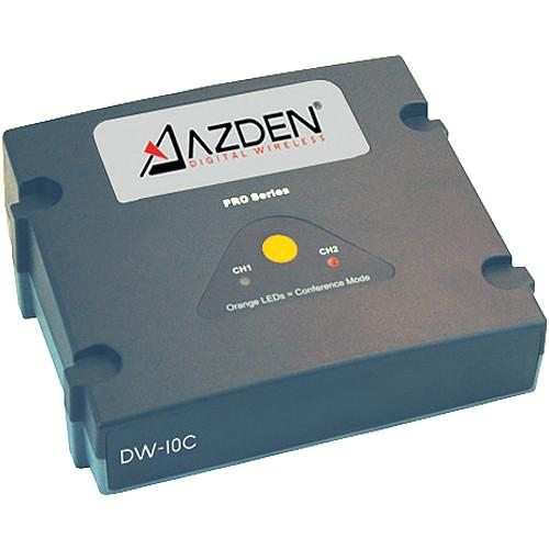 Azden DW-10C Dual-Channel Base Station with Power Cord DW-10C