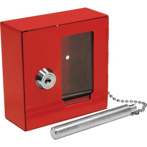 Barska Breakable Emergency Key Box with Hammer (Small) AX11838