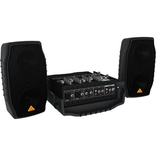 Behringer EUROPORT PPA200 - 200W 5-Channel Portable PA PPA200