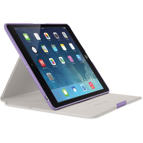 Belkin FormFit Cover for iPad Air (Lavendar) F7N063B1C04