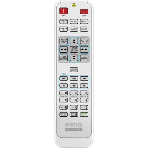 BenQ 5J.JAD06.001-Remote Control for the MW824ST 5J.JAD06.001