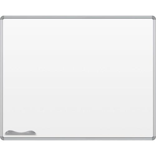 Best Rite Green-Rite Whiteboard with Silver Presidential E2H2PF