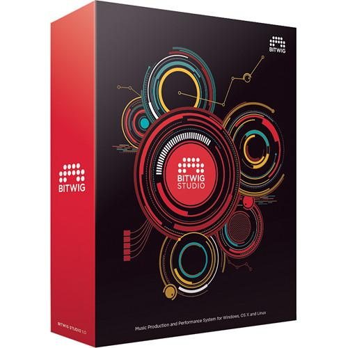 Bitwig Bitwig Studio Music Creation System BITWIG STUDIO