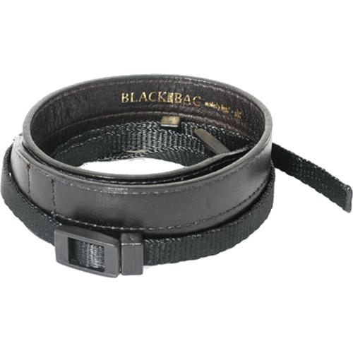 Black Label Bag Wide Camera Strap (Black) BLB209BLK