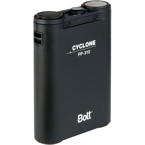 Bolt Cyclone PP-310 Compact Power Pack and CKE2 Nikon PP-310-KN