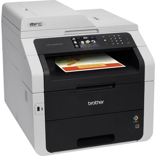 Brother MFC-9330CDW Wireless Color All-in-One Laser MFC-9330CDW