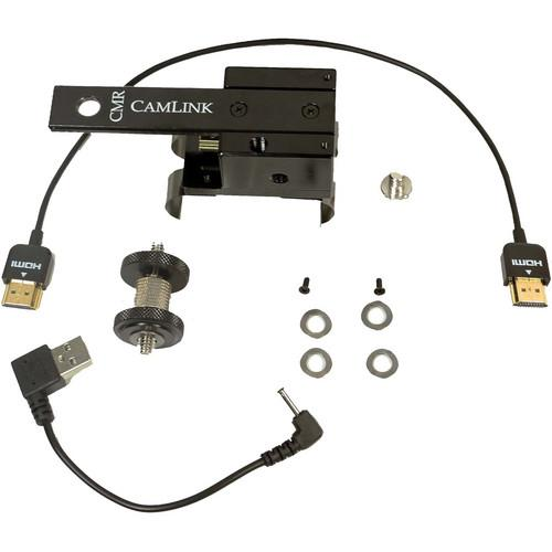 Camera Motion Research Radian RX Backbone with Battery Clips