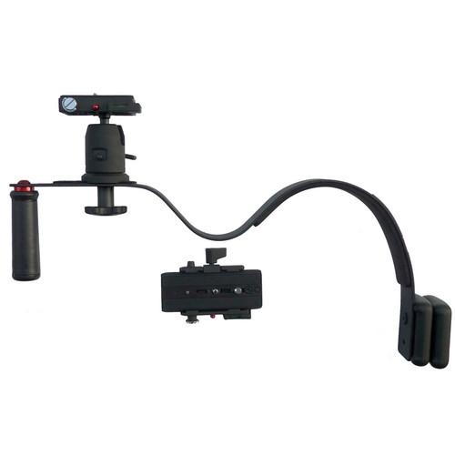 CameraRibbon QRD Shoulder Rig Bundle for DSLRs & Small QRD