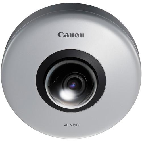 Canon VB-S31D PT Micro Dome Full HD PoE Network Camera 8819B001