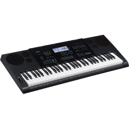 Casio CTK-6200 - Portable Keyboard with Sequencer and CTK-6200