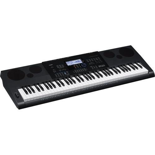 Casio WK-6600 - Workstation Keyboard with Sequencer and WK-6600