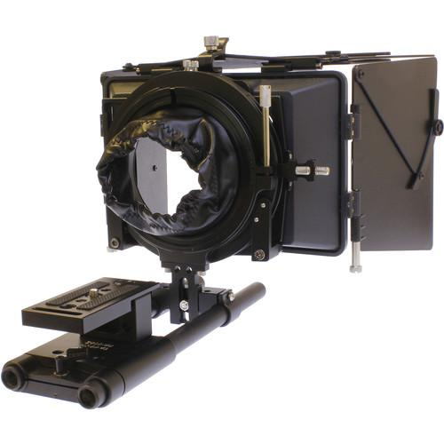 Cavision 4 x 5.65 Matte Box Package for DSLR, MB4512-DSLR
