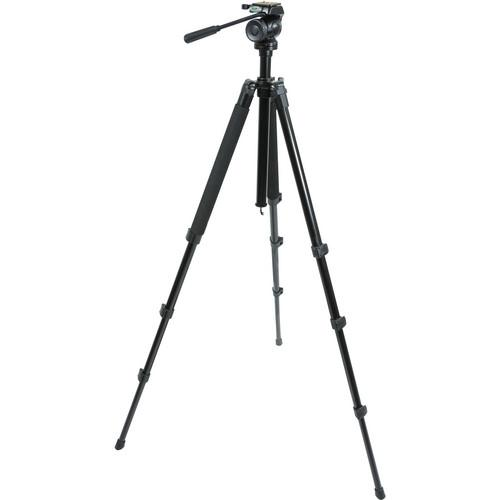 Celestron TrailSeeker Tripod with Fluid Pan Head 82050