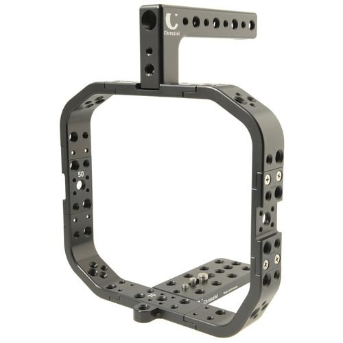 Chrosziel Black Custom Cage for BMCC with Integrated C-700-10B