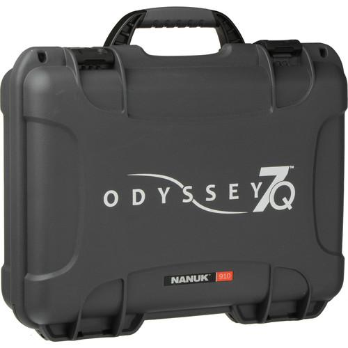 Convergent Design Nanuk Carry Case with Custom 150-10026-100