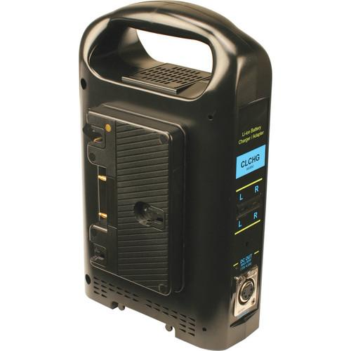 Cool-Lux Anton Bauer Gold Mount Dual Battery Charger 950880