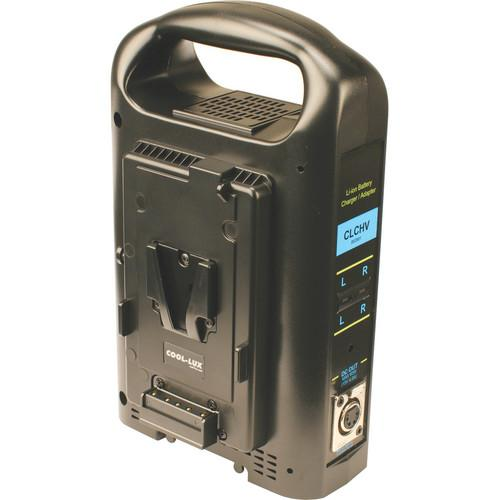 Cool-Lux  V-Mount Dual Battery Charger 950881