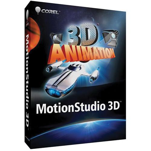 Corel MotionStudio 3D Animation and Effects Software ESDMTN3DEN