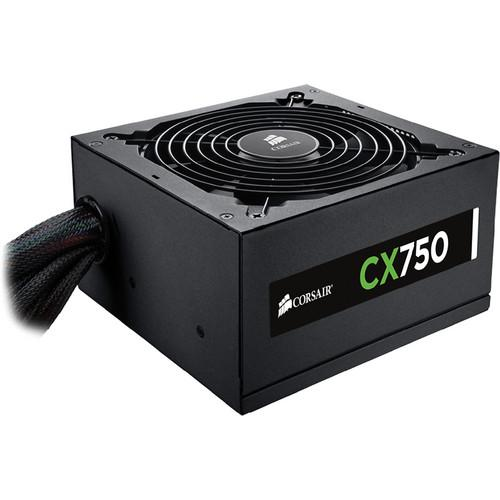 Corsair  CX750 Power Supply Unit CP-9020015-NA