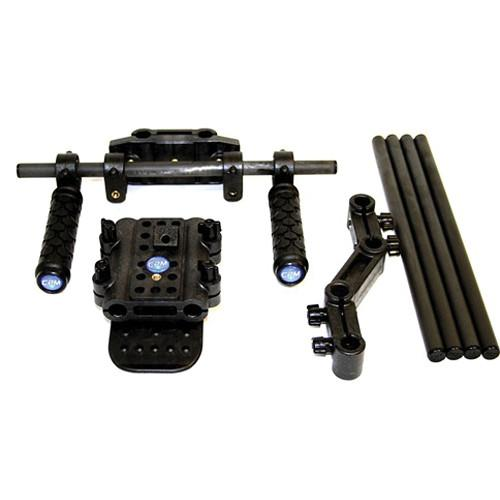 CPM Camera Rigs Rod Mounted Shoulder Kit (Offset) 169_SHLDR_KIT
